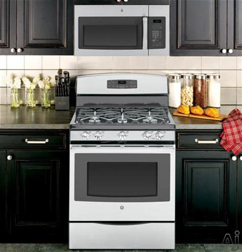 microwave above stove ge jvm6172rfss 1 7 cu ft the range microwave oven