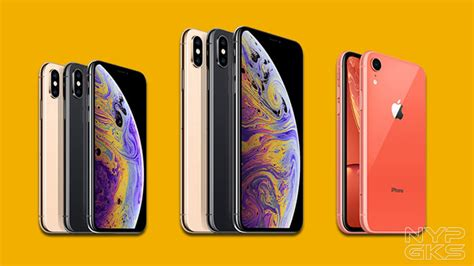 iphone xr xs and xs max prices in the philippines noypigeeks