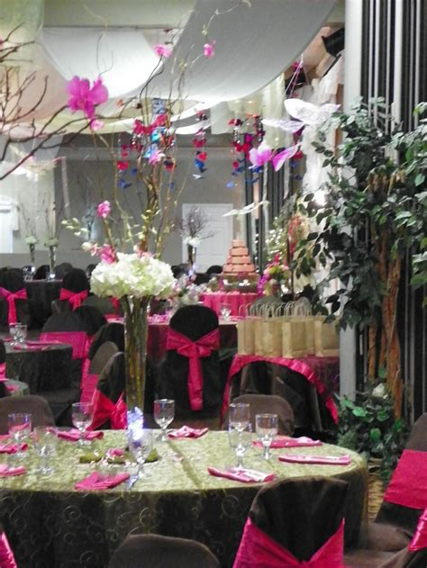 quinceanera centerpieces ta florida quinceaneras by