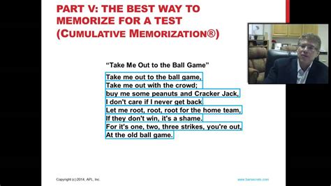 Pdf Best Way To Study For A Test by Study Series Part V The Best Way To Memorize For