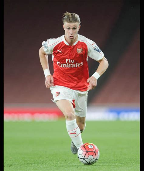 arsenal youth fc ben sheaf in action top 20 arsenal youth prospects