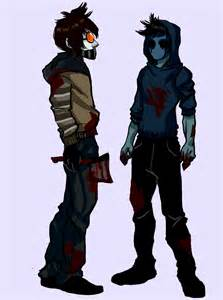 Ticci toby and eyeless jack by sibandit on deviantart