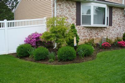 front yard landscaping we did it ourselves family balance sheet