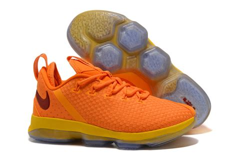 bright yellow basketball shoes cheap nike lebron 14 low cavs bright yellow basketball