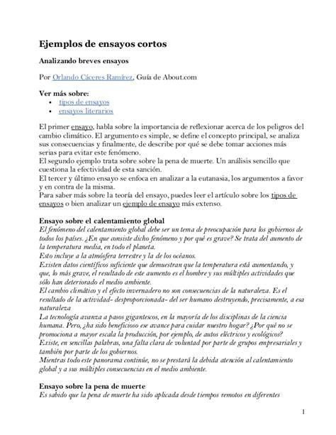 ejemplos de ensayos persuasivos search by ejemplos de ensayos
