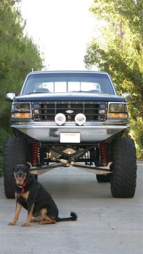 1994 ford f150 lifted 40 best images about 92 98 series on ford