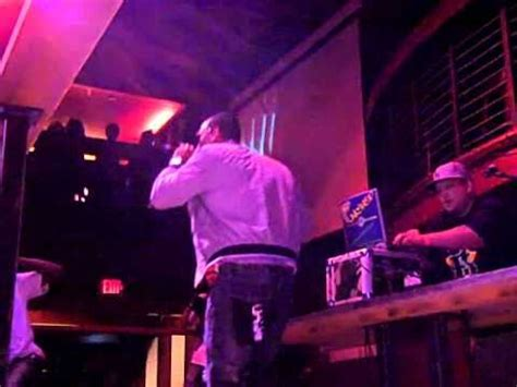 baby bash show live at the barracuda club uneek int