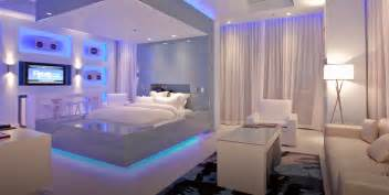Corner Vanity Table Bedroom Pool Villa Suite Miami Vice Paradise Tower Hard Rock