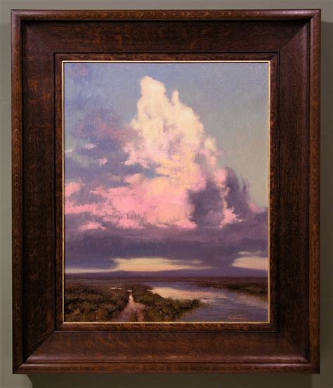 9 Paintings Framing Frame by Kevin Courter Archives Holton Studio Frame Makers
