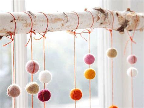 Fensterdeko Weihnachten Filz by Filz Schnee Fensterdeko Deko Ideen Fenster