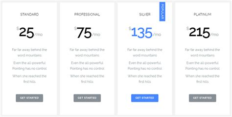 Free Bootstrap 4 One Page Template For Landing Page Creation Four Page Website Template