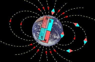 pattern of magnetic reversal about geomagnetic reversal and poleshift gt gt four winds 10