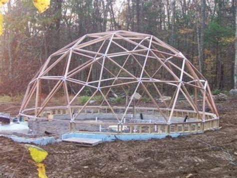 pictures of a build it yourself pvc dome greenhouse geodesic dome greenhouse part 8 assembling the dome