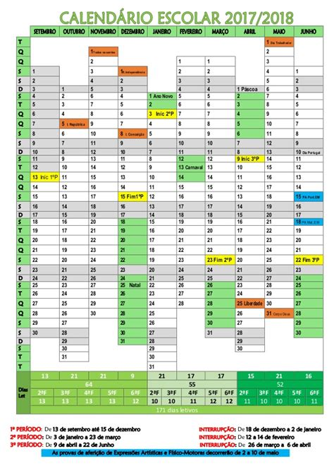 calendario escolar argentina 2017 2018 calend 225 rio escolar ano letivo 2017 2018