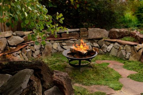Rustic Firepit 17 Best Ideas About Rustic Pits On Outdoor Pits Pits And Firepit Ideas