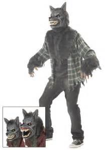 Werewolf Costumes Full Moon Werewolf Costume