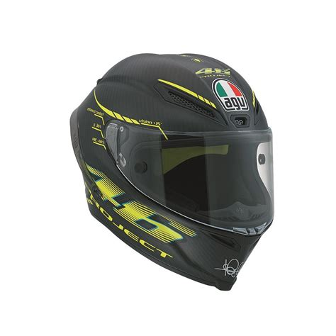 Helm Mds Project agv pista gp project 46 matt 2 0 agv co uk