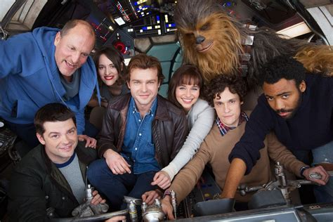 Or Cast 2018 The Han Standalone Will Hit Theaters On May 25th 2018 The Verge