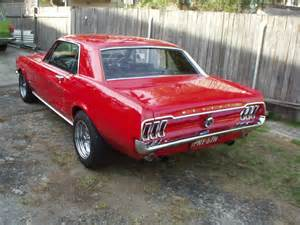 1967 Ford Mustang Coupe 1967 Ford Mustang Pictures Cargurus