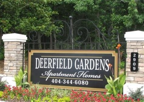 deerfield gardens apartments atlanta see reviews pics