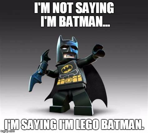 Meme Batman - lego batman imgflip