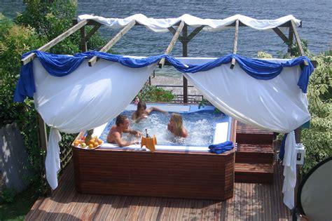 piscine da terrazzo minipiscine piscine da terrazzo o vasche idromassaggio