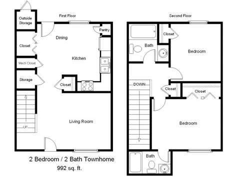 2 bedroom townhomes 2 bedroom townhome sea mist townhomes in rockport texas