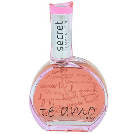 Parfum Secret secret temptation te amo eau de parfum buy secret temptation te amo eau de parfum
