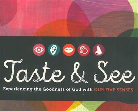 our senses an immersive experience books author explores using our senses to experience god s