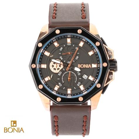 daftar harga jam tangan bonia pria terupdate nisahishak
