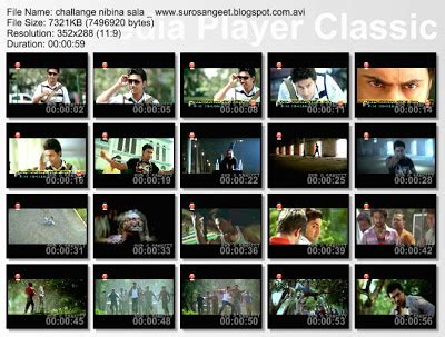 Vcd Original All The sur challange 2009 all song original vcd rip in avi format