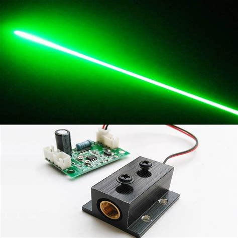 laser diode heat resistance 532nm diode laser 100mw green laser diode module with heat sink and dc 5v ttl driver in portable