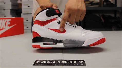 Nike Air Revolitions 373753839 nike air revolution white black varsity unboxing at exclucity