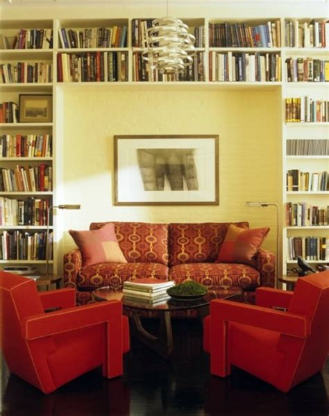 library couch elegant house library 15 fabulous design ideas interior