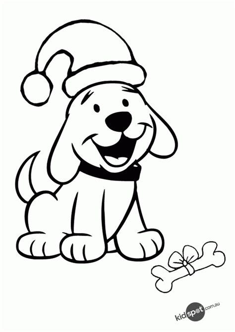 christmas coloring pages with puppies christmas puppies coloring pages coloring home