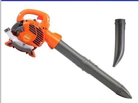 cc  motor handheld gasoline petrol engine leaf blower suction  leaf snow machine