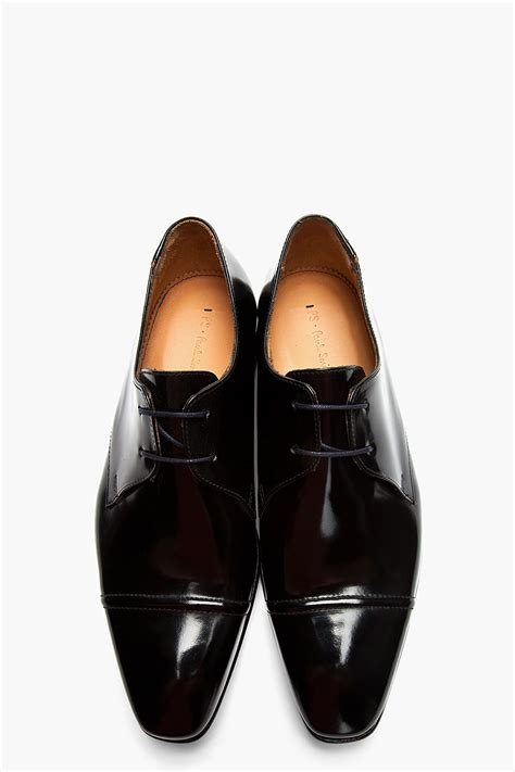 dress to impress black patent leather shoes soletopia