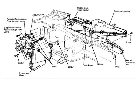 1998 ford f150 heater core diagram f150 radiator diagram f150 get free image about wiring
