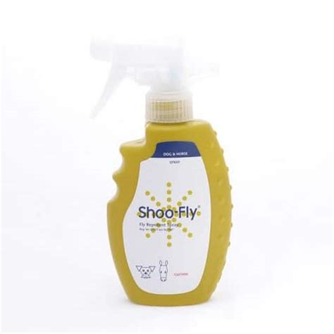 Deodorant Shoo 250ml shoo fly spray fly reppelent kennel pride