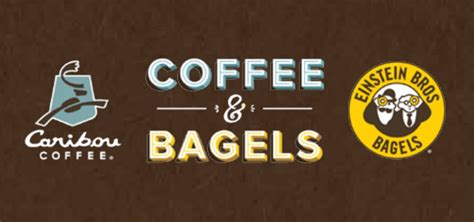 Caribou Coffee and Einstein Bagels Unveil Store Concept, Coffee & Bagels   Daily Coffee News by