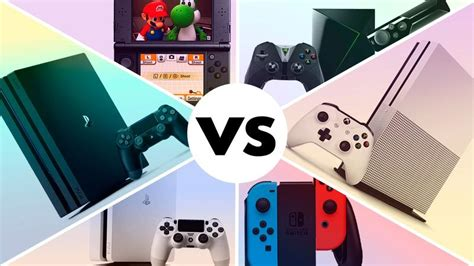 best console best console 2017 pc advisor