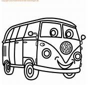 Ausmalbilder Autos Fiat  Lustige