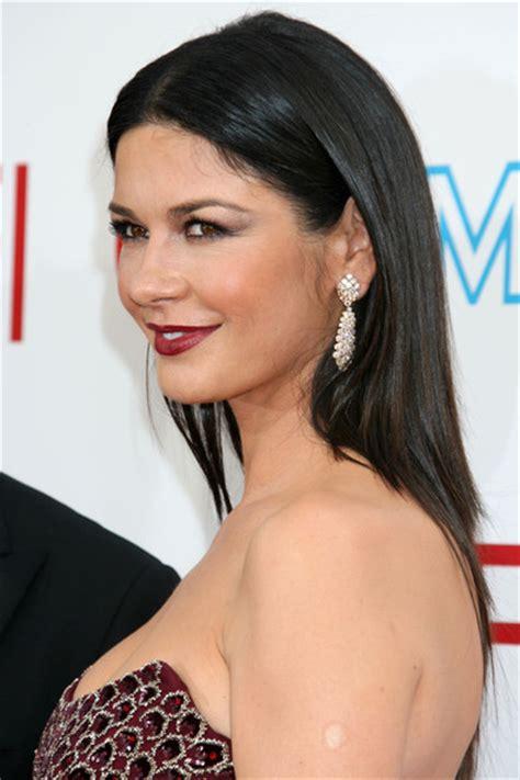 Hair Dryer Zeta catherine zeta jones how to get the look makeup and