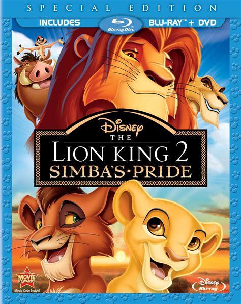 lion film pride the lion king 2 simbas pride 1998 720p bluray x264 dts
