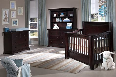 Espresso Nursery Furniture Thenurseries Espresso Nursery Furniture Sets