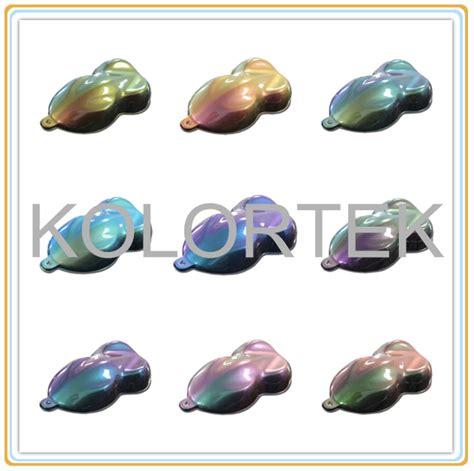 colorshift paints color changing auto paint colorant car dip chameleon effect pigment buy