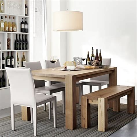 Crate And Barrel Dining Room Tables Dining Table Big Sur Dining Table Crate And Barrel