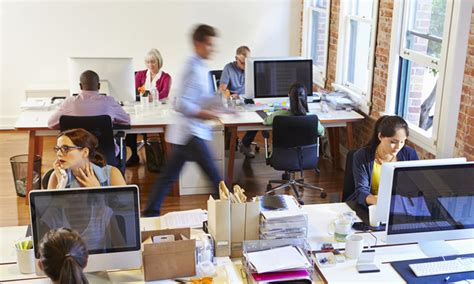 Shared Office Space by Get Out Of We Re More Antisocial In A Shared