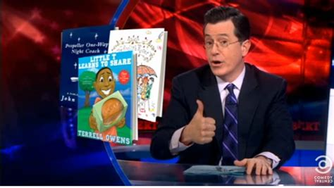 colbert report book children s publishing blogs stephen colbert posts