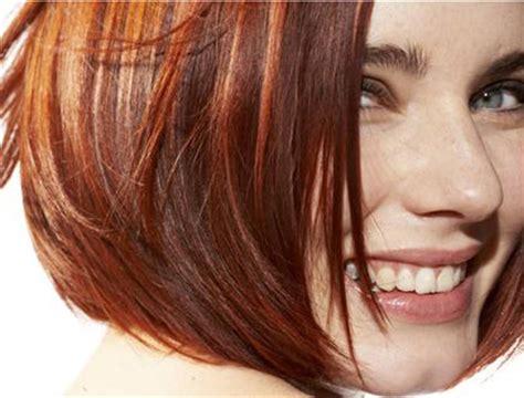 les couleurs de cheveux cheveux roux tendances et colorations coloration cheveux idee pour femme